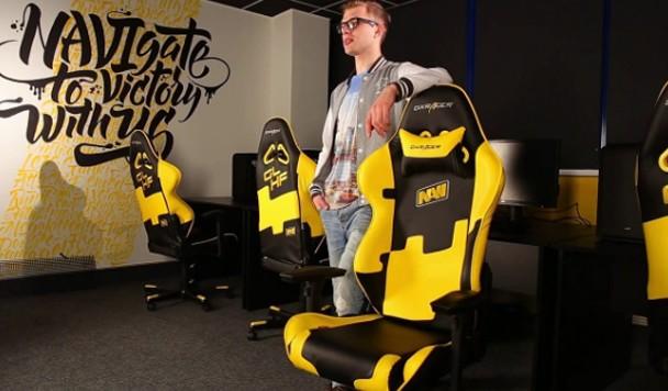 Геймерские кресла DXRacer повышают шансы на успех в киберспорте