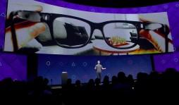 Facebook получил патент на очки дополненной реальности