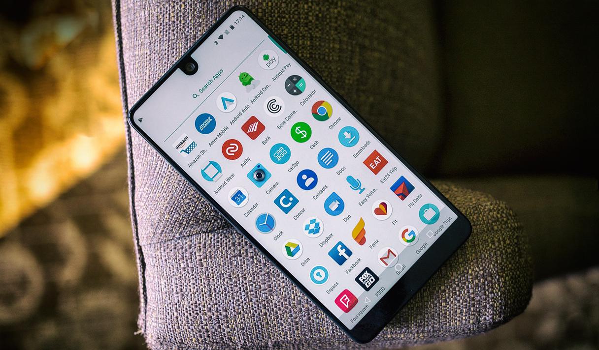 Essential Phone: один из лучших смартфонов 2017 года