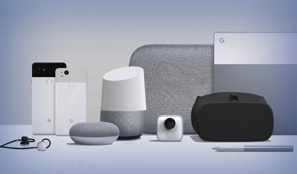 Смартфон Pixel 2 и другие интересные новинки от Google