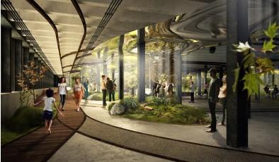 Как будут выглядеть подземные небоскребы будущего