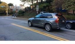 Uber купит у Volvo 24 тысячи беспилотных машин для работы в такси