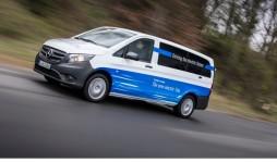 Mercedes начал прием заказов на первый электрический Vito