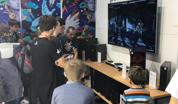 Brain принял участие в выставке электроники CEE 2017
