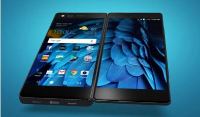 ZTE Axon M: раскладной смартфон с двумя дисплеями
