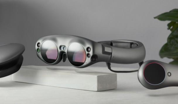 Первый взгляд на очки дополненной реальности Magic Leap