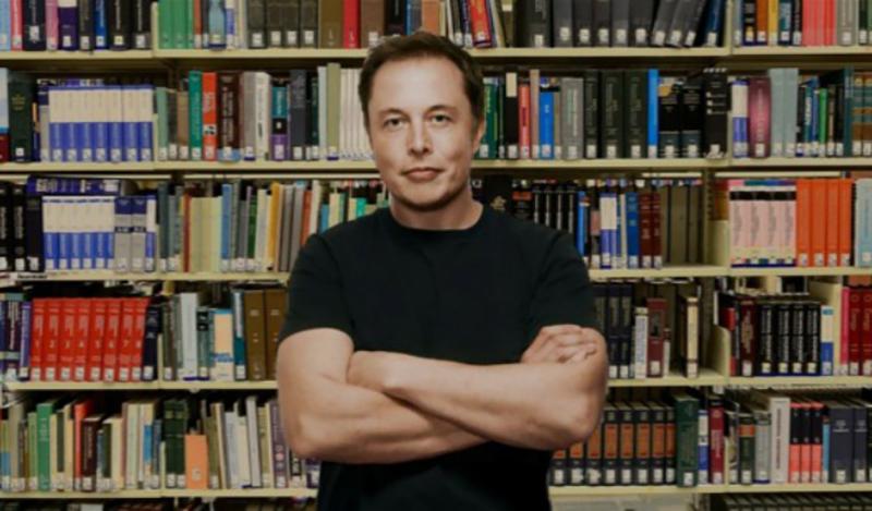 5 книг, которые рекомендует прочитать Илон Маск