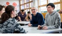 Глава Apple считает, что детям не место в социальных сетях