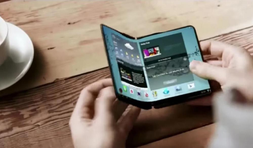 5 прогнозов касательно складного смартфона Samsung Galaxy X