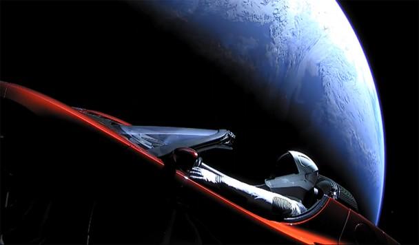 Они это сделали! Илон Маск отправил электромобиль на Марс