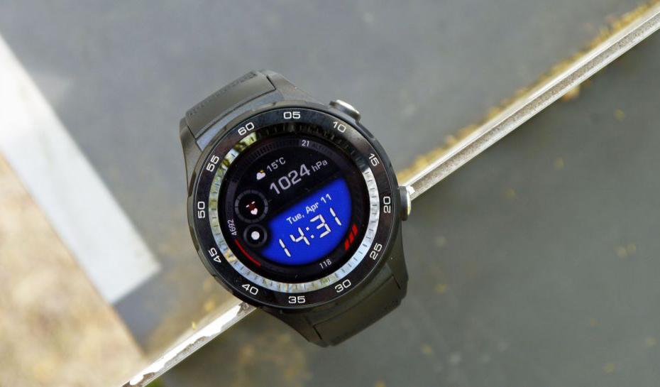 Часы Huawei Watch 3 могут получить уникальные системы управления