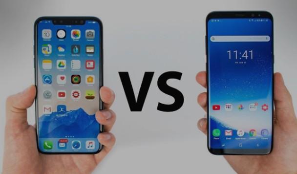 Samsung vs iPhone: кто круче?