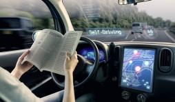 Беспилотные автомобили будут беседовать с пешеходами
