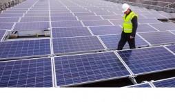 Франция помогла Украине разработать проект солнечного парка в Чернобыле