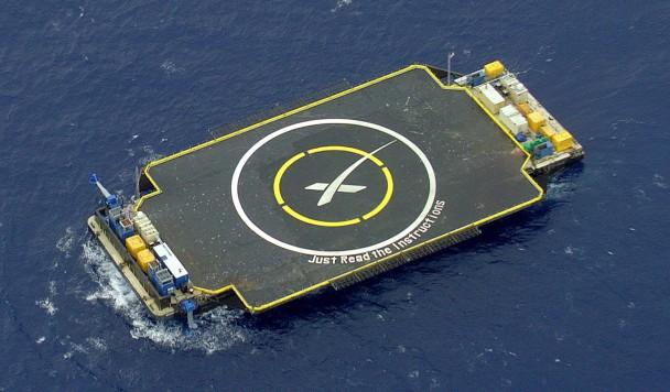 Некосмические корабли SpaceX