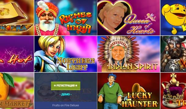СлотоКинг - казино для украинцев и не только