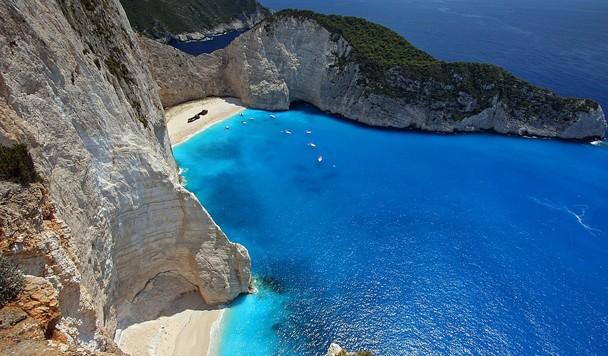 Греция весной — лучшие места для отдыха