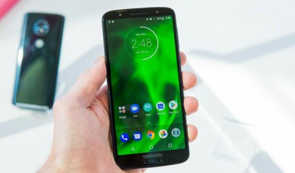 Чем интересен новый недорогой смартфон Moto G6
