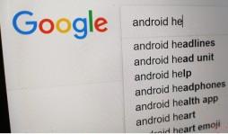 Автозаполнение поисковых запросов в Google экономит 200 лет ввода каждый день