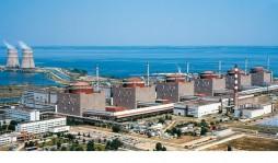 Запорожская АЭС начала строить солнечную электростанцию мощностью 13,6МВт