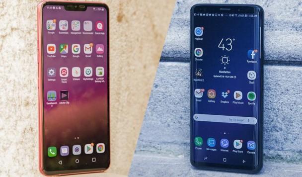LG G7 против Samsung Galaxy S9: какой флагман лучше