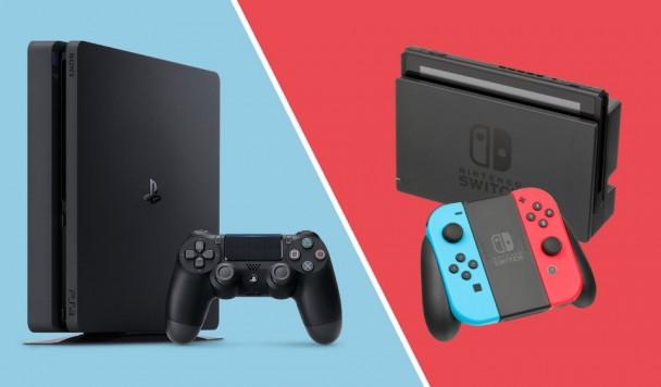 7 причин купить PlayStation 4 вместо Nintendo Switch