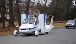 Летающий автомобиль Terrafugia Transition поступит в продажу в 2019 году
