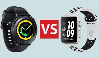 Galaxy Watch против Apple Watch: Какие часы лучше?
