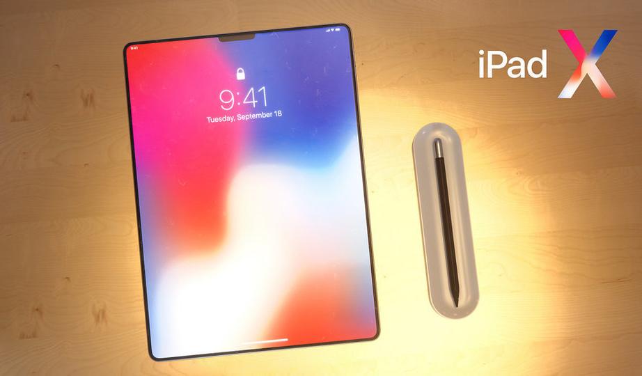 Что мы знаем о новых планшетах Apple iPad Pro