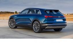 Audi представила и начала продажи своего первого серийного электрокара