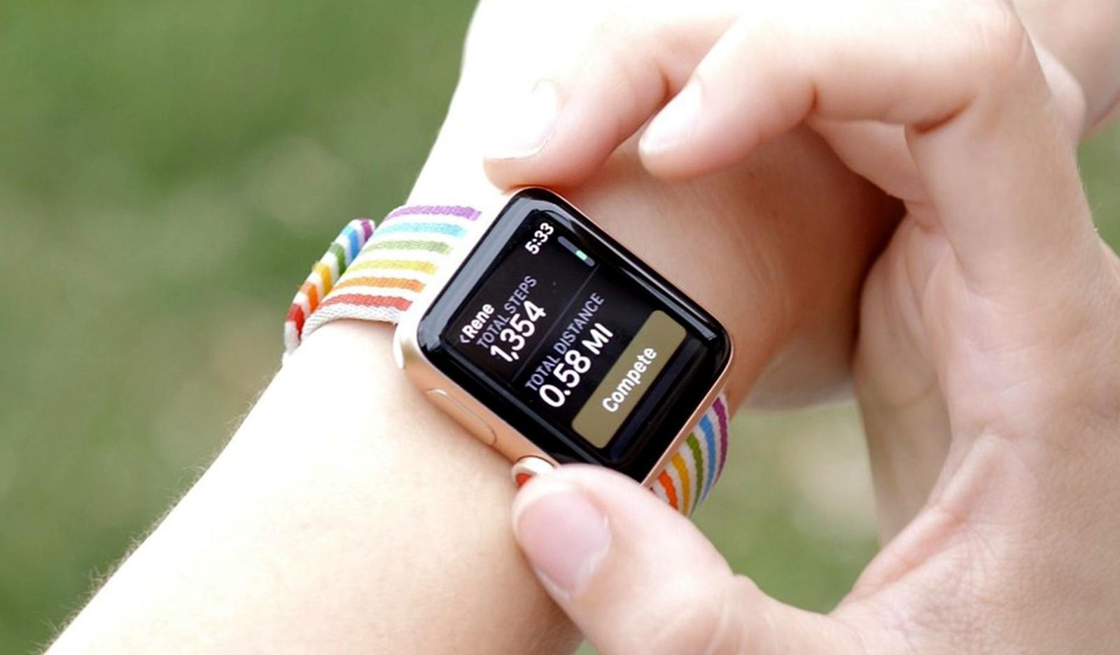 Новые возможности старых Apple Watch