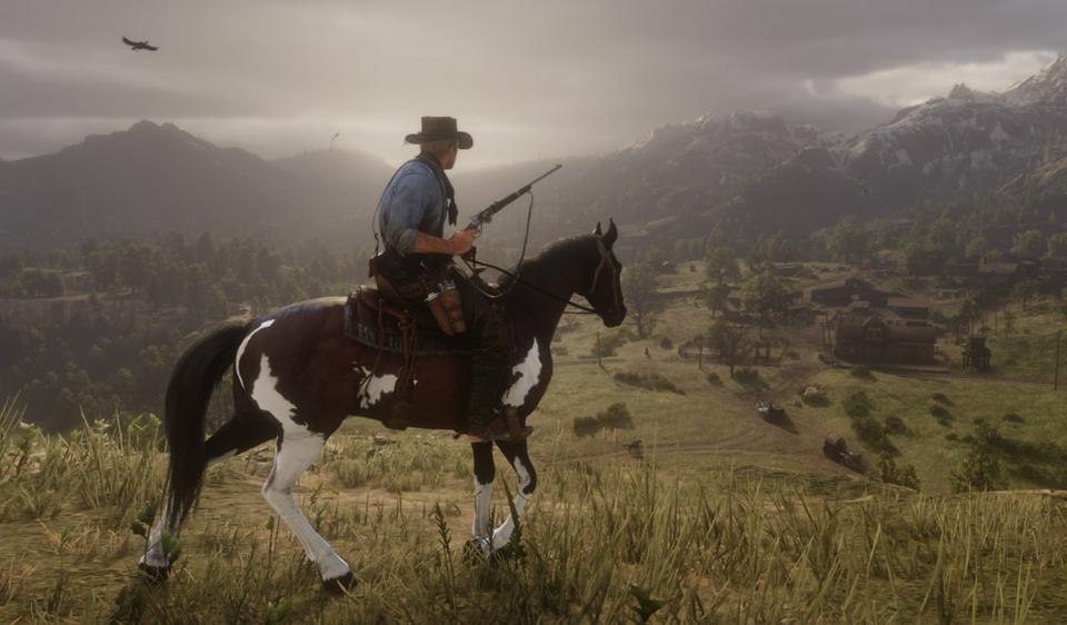 Red Dead Redemption 2: 12 интересных фактов о самой ожидаемой игре 2018