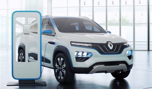 Renault представил бюджетный электрокроссовер (видео)