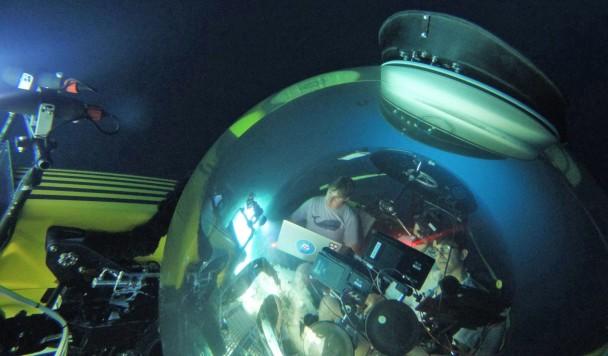 Создана мягкая роботизированная рука для контакта с обитателями моря