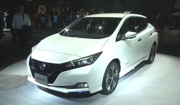 Новый Nissan LEAF возглавляет рейтинги продаж в Европе