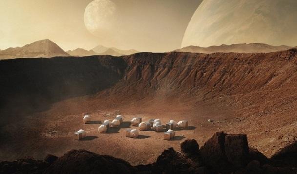 Xiaomi представила прототип марсианского дома