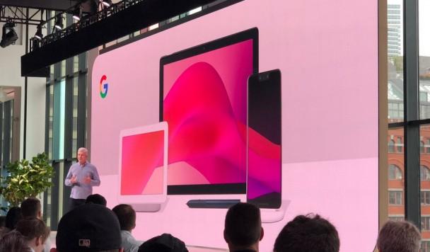 Google Pixel 3 и другие аппаратные новинки от Google