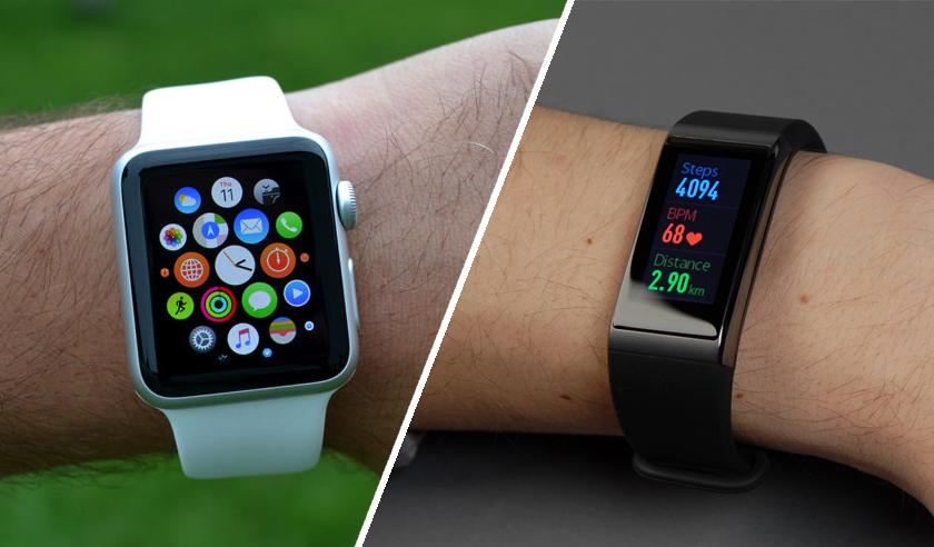 Смарт-часы или фитнес-трекер. Что выбрать?