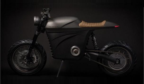 Американский стартап с украинским следом представил суперстильный модульный электромотоцикл
