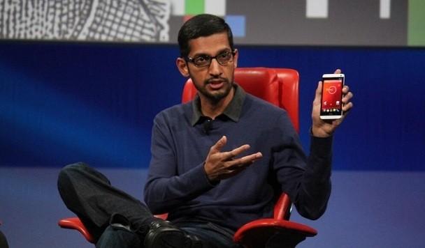 Глава Google впервые рассказал о разработке цензурированного поисковика для Китая