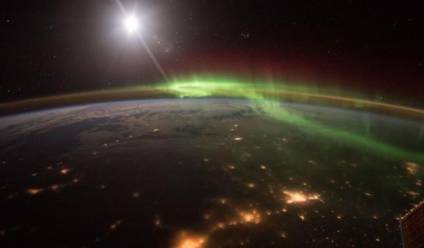 19 удивительных фотографий Земли, сделанных астронавтом NASA Скоттом Келли