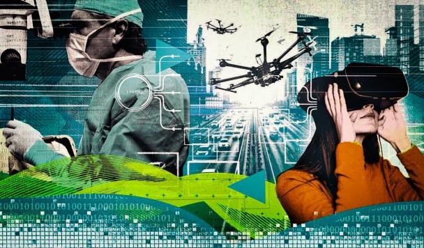 Куда еще быстрее? Почему технология 5G так важна для нашего будущего