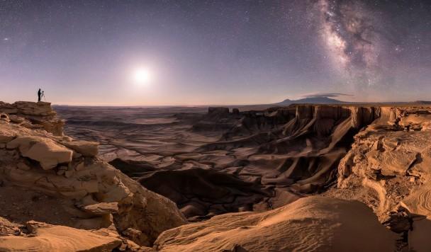 Самые удивительные снимки международного конкурса астрофотографов 2018