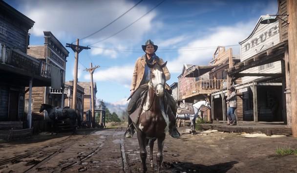 Red Dead Redemption 2 бьет рекорды