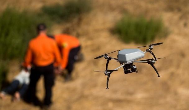 Дроны помогут искать потерявшихся в лесу людей даже без GPS