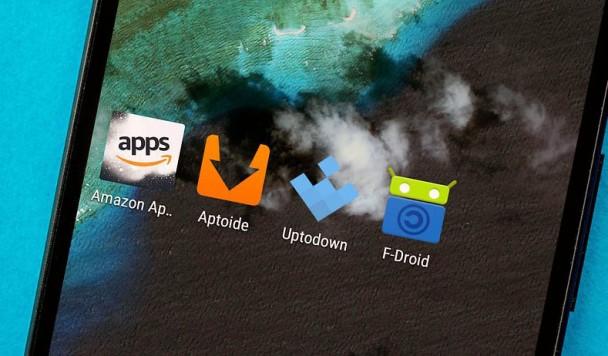 7 отличных альтернатив магазину приложений Google Play