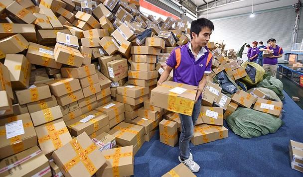 За первый час «Дня холостяка» Alibaba наторговала на $10 млрд