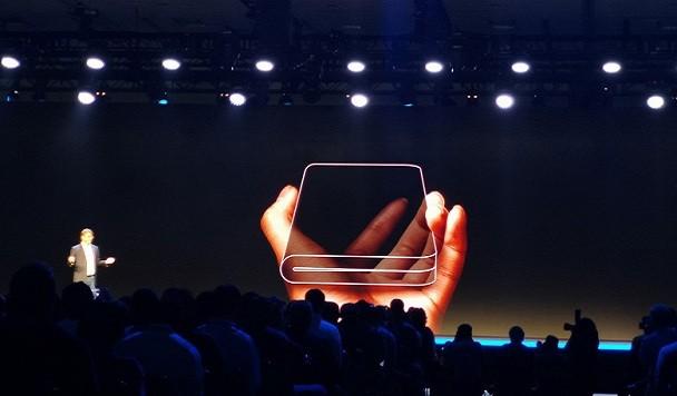 Сколько будет стоить первый складной смартфон Samsung