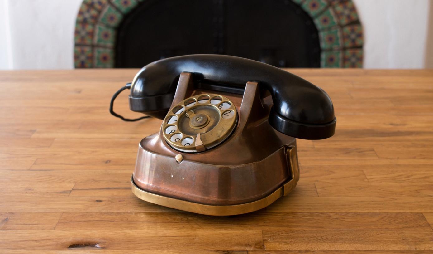 """""""Алло, барышня!"""", или Новая жизнь древних телефонных аппаратов"""