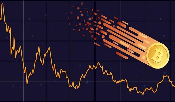 Стоимость криптовалют обрушилась. Bitcoin стоит уже меньше $4600